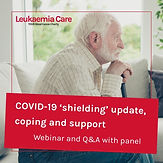 COVID-19 'shielding' update, coping and support.