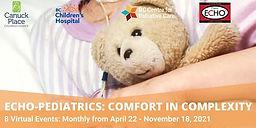 ECHO-Pediatrics: Comfort in Complexity