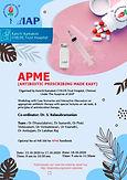 APME - Antimicrobial Prescribing Made Easy