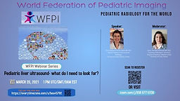 Paediatric liver ultrasound- what do I need to look for?