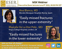 Easily missed fractures in upper and lower extremities