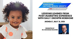 Lessons Learned from Post-Marketing Experience With Daily Growth Hormone