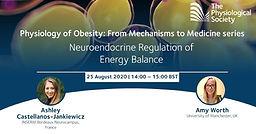 Neuroendocrine Regulation of Energy Balance
