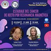 """WEBINAR - III Ciclo webinar """"Somos Radiología"""""""