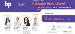 Molecular Tumor Board - Edição: Câncer Gastrointenstinal