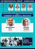 "IAP Medicolegal Group - Karnataka: ""Consent in Medical Practice"""