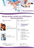 Manejo da Dor Lombar com Infiltrações e Neuromodulação.