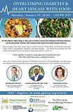 Overcoming Diabetes & Heart Disease with Food