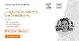 Using Complete Anatomy in your online teaching