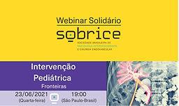 INTERVENÇÃO PEDIÁTRICA: FRONTEIRAS