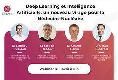 Deep Learning et Intelligence Artificielle, un nouveau virage pour la Médecine Nucléaire