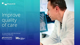 Drive radiology efficiency, reduce burnout, and advance care quality with PowerScribe 360