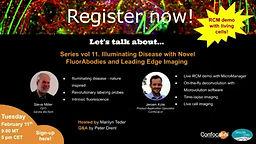 Illuminating Disease with Novel FluorAbodies and Leading Edge Imaging