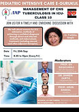 Management of CNS Tuberculosis in ICU- Class 10