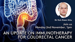 Immunotherapy for colorectal cancer: Implications of the KEYNOTE 177 trial on clinical practice