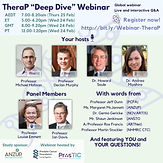 TheraP Deep Dive - Global Knowledge Exchange Webinar