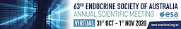 63rd ESA Annual Scientific Meeting 2020
