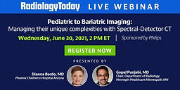 Pediatric to Bariatric Imaging: Managing their unique complexities with Spectral-Detector CT