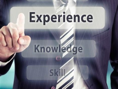 Por que as indústrias valorizam tanto a experiência prática?
