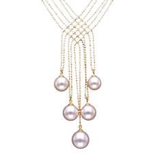 #75556 K18Akoya Pendant N Pearl size 7-8.5mm #75557 K18/WG comb. ver.
