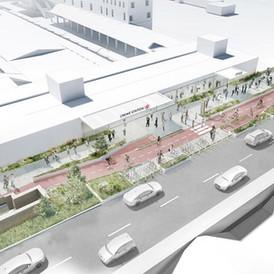 Cheshire East progresses Crewe HS2 hub