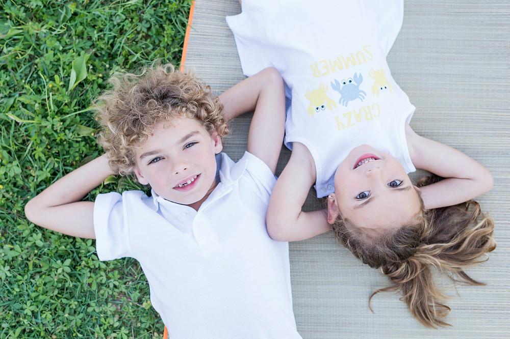 Sesión de fotografía infantil - SUMMER LOVE
