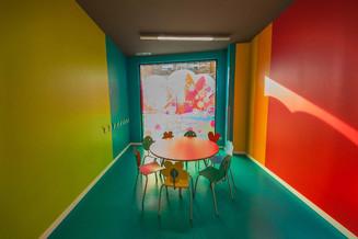 Fotografía de instalaciones Kids & Us
