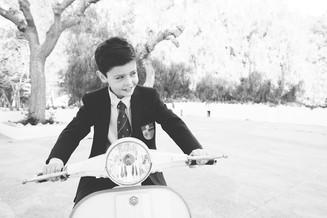 Gentleman style kid's