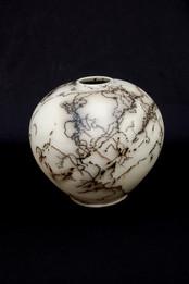 """Sphere - Horsehair - 15""""H"""