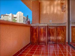 Original Mexican tile throughout
