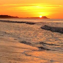 Sunrise over Punta Gorda