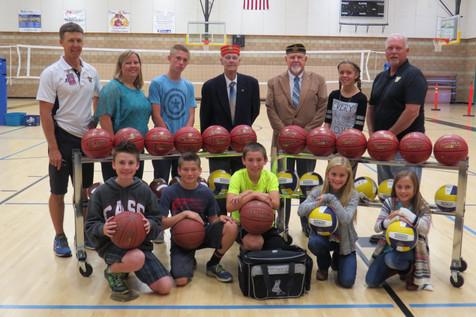 Erskine SR athletic donation 2017.JPG