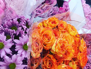 Flowers for days...