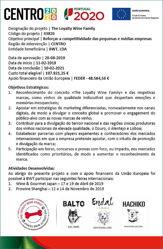 Cofinanciado por Portugal 2020