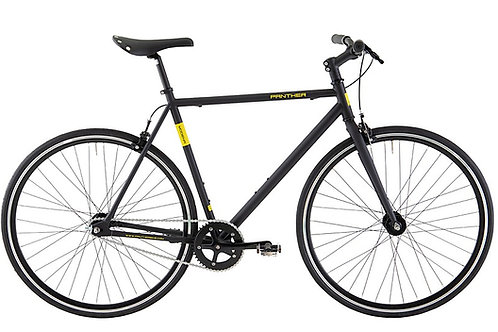 """Fitnessbike Panther """"Modena"""" 1-speed, 28"""", frame size 52,56,59  cm"""