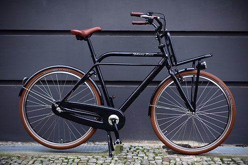 "Cargobike Johnny Loco Men 3-Speed - 28"", RH 58 cm"
