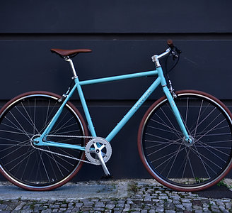 """EXCELSIOR road bikes """"Gaudy"""" Mod.22, 2-Speed,  frame size 52 / 56"""