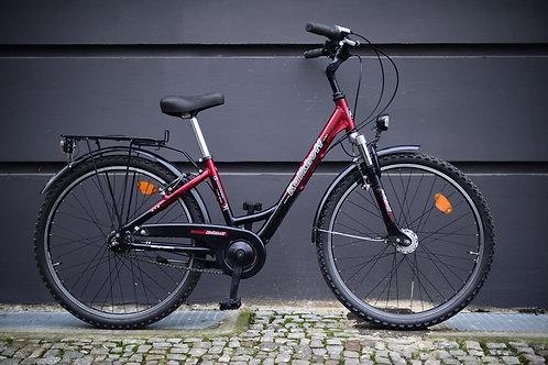 "Citybike 26"", 7-speed, frame size 38 cm ND"