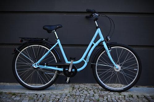 "Citybike BBF ""Oslo"" Women ND - 26"", RH 45 cm, 3-speed"