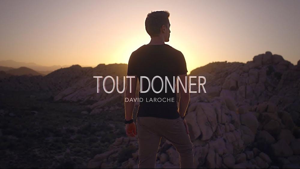 DAVID LAROCHE TOUT DONNER