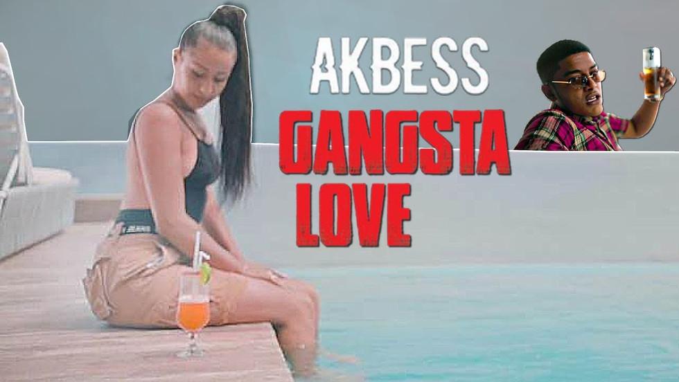 Akbess - Gangsta Love