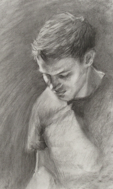 Concentration_charcoal on paper_JER.jpg