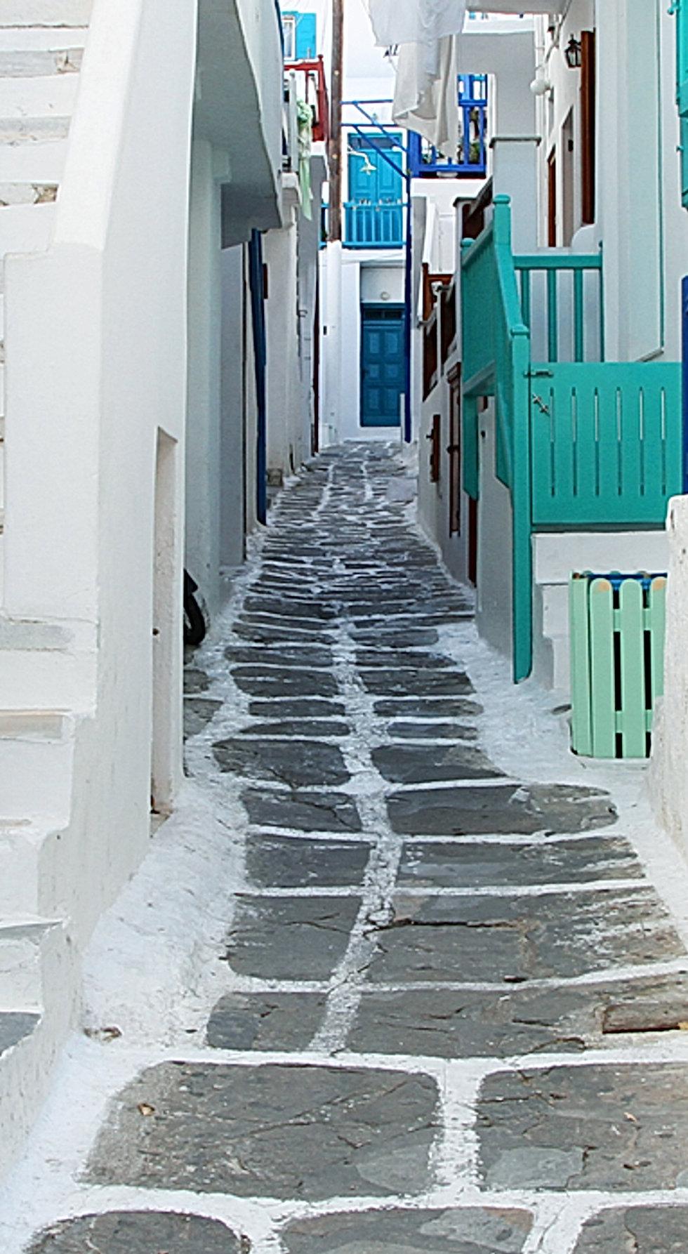 Greek Streets