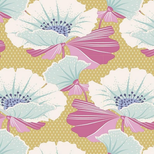 Gwendolyn Dijon | Tilda | Maple Farms Collection