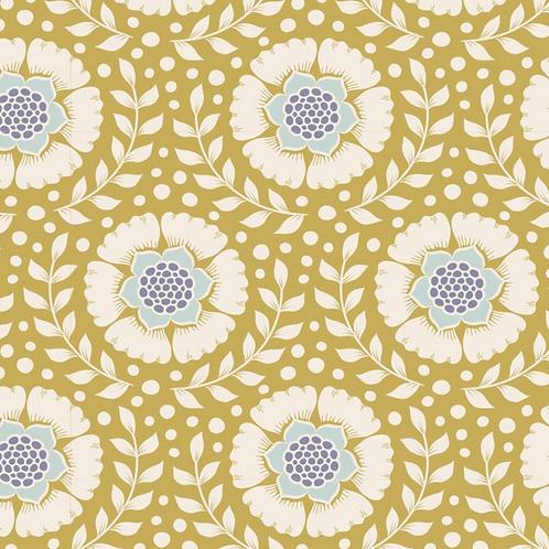 Wheatflower Dijonl | Tilda | Maple Farms Collection