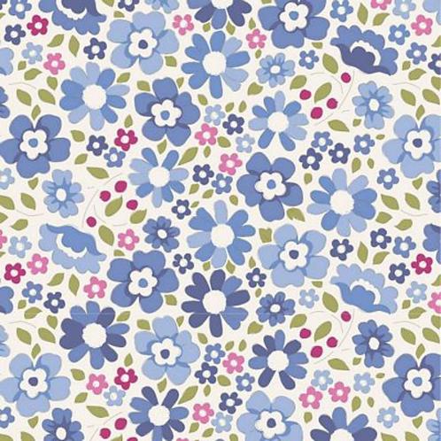 Clara Blue | Tilda | Woodland Collection