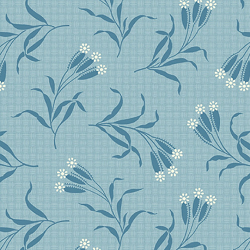 Marsh   Color: Pale Aqua   Edyta Sitar   Laundry Basket Quilts   A-9583-B