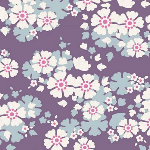Aster Violet | Tilda | Woodland Collection