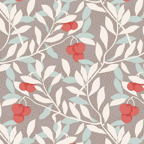 Cherrybush Sand | Tilda | Maple Farms Collection
