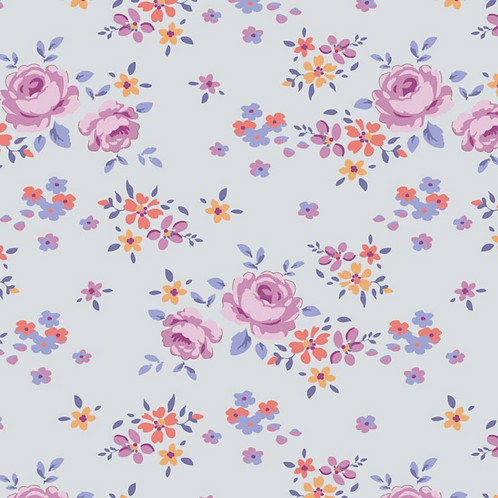 Gracie Lavender | Tilda | Maple Farms Collection
